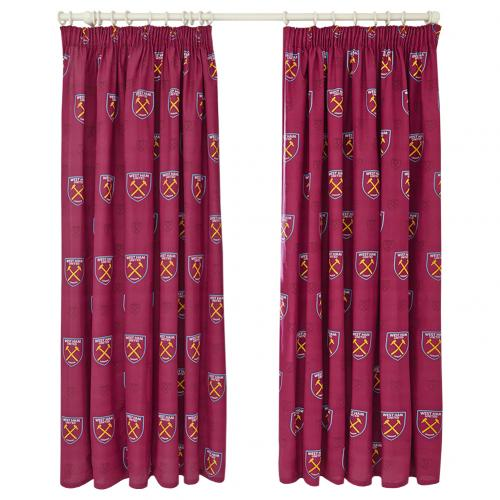 West Ham United F.C. Curtains