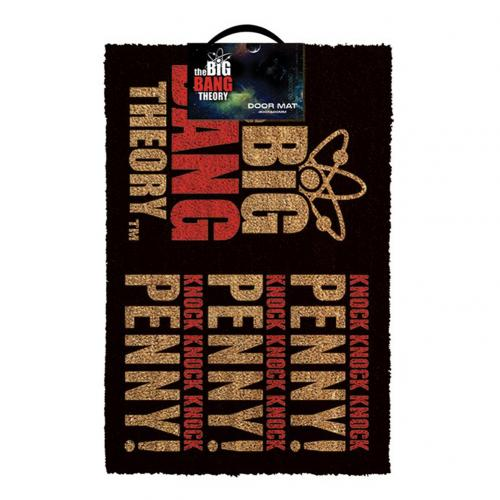 The Big Bang Theory Doormat