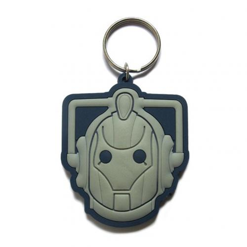 Dr Who Keyring Cyberman
