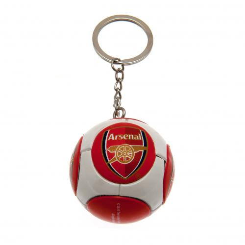 Arsenal F.C. Football Keyring