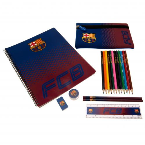 F.C. Barcelona Ultimate Stationery Set FD