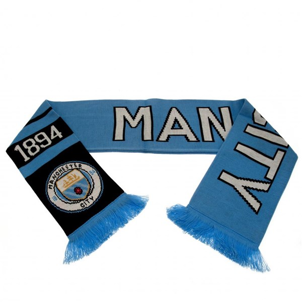 Manchester City F.C. Scarf NR