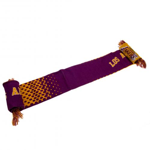 Los Angelers Lakers Scarf FD