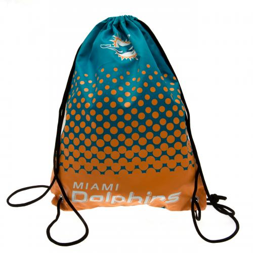 Miami Dolphins Gym Bag FD