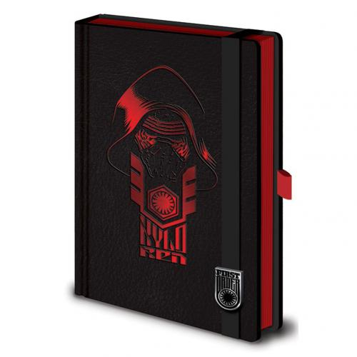 Star Wars The Force Awakens Premium A5 Notebook