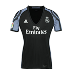 2016-2017 Real Madrid Adidas Womens Third Shirt