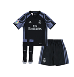 2016-2017 Real Madrid Adidas Third SMU Mini Kit