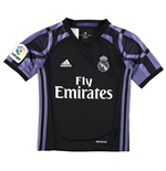 2016-2017 Real Madrid Adidas Third Shirt (Kids)