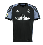 2016-2017 Real Madrid Adidas Third Football Shirt