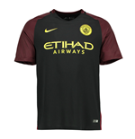 2016-2017 Man City Away Nike Football Shirt (Kids)