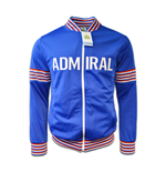 Admiral England Retro Track Jacket (Royal)