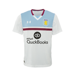2016-2017 Aston Villa Away Football Shirt (Kids)