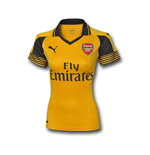 2016-2017 Arsenal Puma Away Ladies Shirt