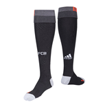 2016-2017 Bayern Munich Adidas Away Football Socks (Black)
