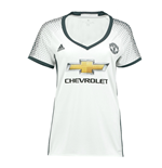 2016-2017 Man Utd Adidas Womens Third Shirt