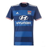 2016-2017 Olympique Lyon Adidas Away Football Shirt