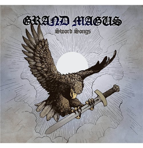 Vynil Grand Magus - Sword Songs