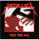 Vynil Metallica - Kill 'Em All
