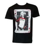 HARLEY QUINN Queen Of Diamonds Tee Shirt