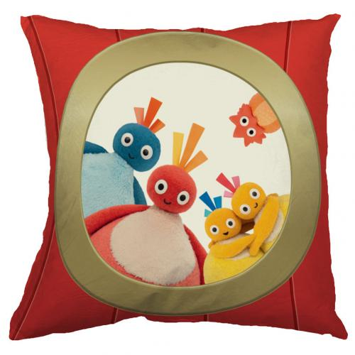 Twirly Woos Cushion