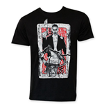 SUICIDE SQUAD Joker Harley Card Tee Shirt