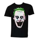 SUICIDE SQUAD Joker Face Tee Shirt
