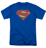 SUPERMAN New 52 Logo Men's Tshirt
