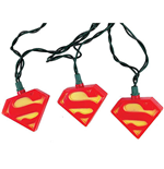 SUPERMAN String Lights