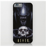 Alien iPhone 6 Case Skull