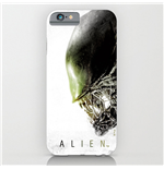 Alien iPhone 6 Case Face
