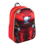 Captain America Civil War 3D Backpack Iron Man