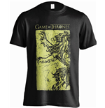 Game of Thrones T-Shirt Lannister Gold