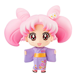 Sailor Moon Petit Chara Pretty Soldier Mini Figure Chibi Usagi Yukata Ver. 10 cm