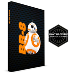 Star Wars Episode VII Notebook with Sound & Light Up BB-8