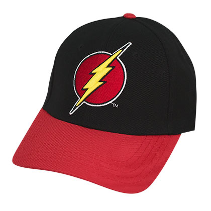 FLASH Curved Bill Hat