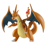 Pokemon Majestic Action Figure Charizard Y 15 cm Case (4)