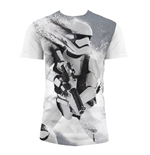 Star Wars Episode VII T-Shirt Snowtrooper Snow