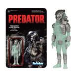 Predator ReAction Action Figure Predator Glow In The Dark 8 cm