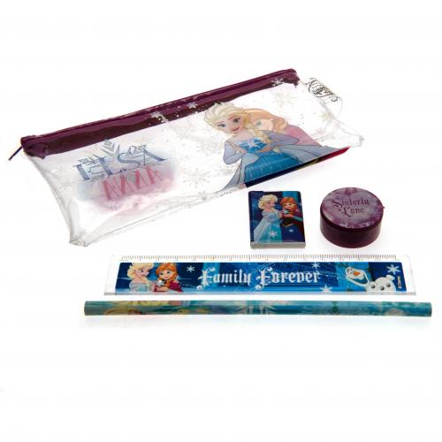 Frozen PVC Pencil Case Set