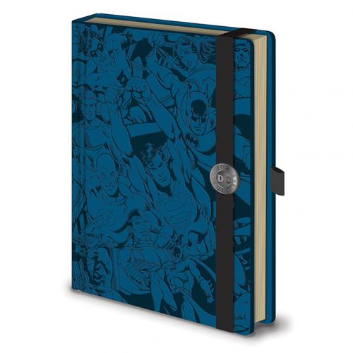 DC Comics Premium A5 Notebook
