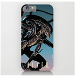 Alien iPhone 6 Plus Case Xenomorph