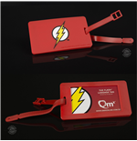 DC Comics Q-Tag Luggage tag Flash