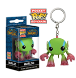World of Warcraft Pocket POP! Vinyl Keychain Murloc 4 cm