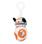 Star Wars Episode VII Plush Keychain BB-8 8 cm
