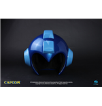 MegaMan Replica 1/1 Wearable MegaMan Helmet with LED Light Up Function