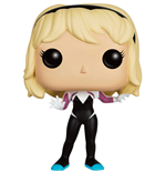 Marvel Comics POP! Vinyl Figure Spider-Gwen (Unhooded) 9 cm