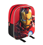 Marvel Comics 3D Backpack Iron Man