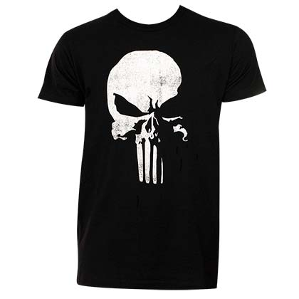 PUNISHER 3D Logo Tee Shirt