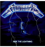 Vynil Metallica - Ride The Lightning