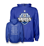 2015 St Johnstone European Tour Hoody